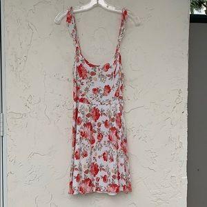 Charlotte Russe Midi Floral Dress